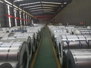 SGCC Zincalume / Galvalume Galvanized Steel Corrugated Roof Panel / Wall Panel pictures & photos