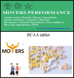 OEM Sports Nutrition: Bcaa Tablet pictures & photos