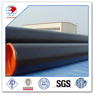 API 5L Gr. B Psl1 ERW Pipe ASME B36.10 pictures & photos
