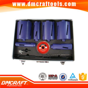 7PCS Diamond Drill Bit for Drilling Granite pictures & photos