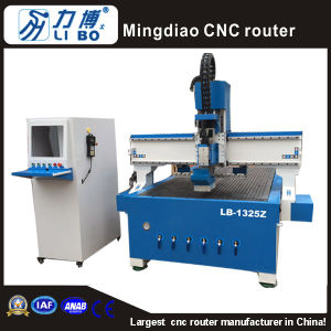 High Steady China CNC Router Machine Lb-1325z