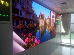 4k 1080P Full Color Indoor LED Display Screen with Pixel 2mm pictures & photos