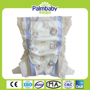 Cute Design Economic Super Absorbent Baby Diaper pictures & photos