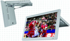 18.5 Inches Hot Sale Bus LCD Monitor Advertising Player pictures & photos