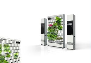 Ecological Green Wall Air Purification System