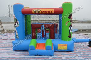 Inflatable Castle, Inflatable Bouncy House, Used Commercial Inflatable Bouncers for Sale B2192 pictures & photos