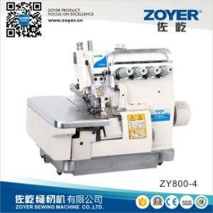 Zoyer Pegasus Super High Speed Overlock Industrial Sewing Machine (ZY800) pictures & photos