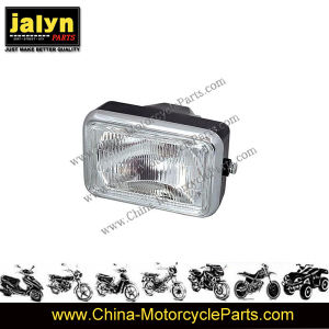 Motorcycle Parts Motorcycle Head Light for Cg125 pictures & photos