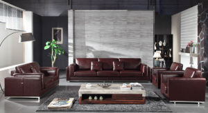 Hot-Selling Italy Leather Living Room Sectional Sofa (HC216) pictures & photos