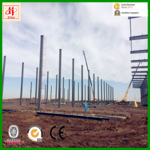 High Quality Steel Structure Warehouse with BV/Ios9001/SGS Standard pictures & photos