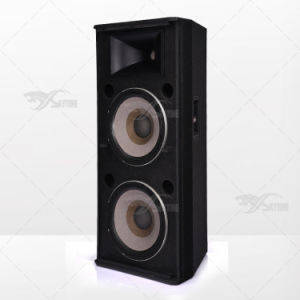 Srx725 Dual 15 Inch PA System Speaker Cabinet pictures & photos