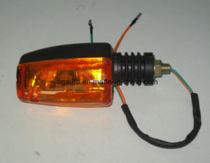 Motorcycle Spare Parts Motorcycle Indicator Winker Lamp Haojue125 Hj125-7 Ax100 New Model pictures & photos