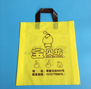 Custom Style Plastic HDPE Bag pictures & photos