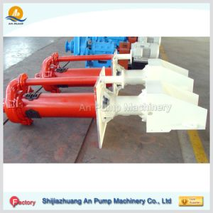 Centrifugal Submersible Vertical Sump Pump 380V with Strainer pictures & photos