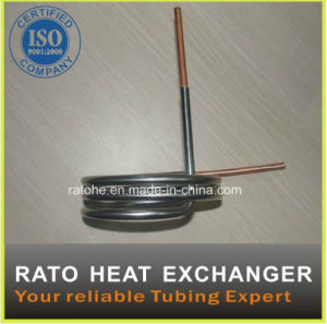 Specializing in The Production of Tube in Tube Heat Exchanger