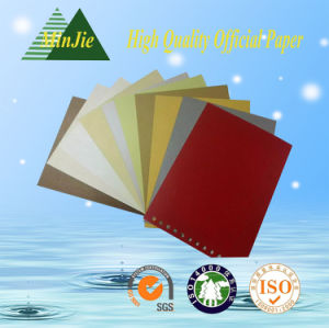 Cheap Mixed Color Copy Paper for School and Office Printing pictures & photos