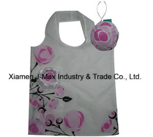 Foldable Gifts Shopper Bag, Flowers Rose Style, Reusable, Tote Bags, Lightweight, Grocery Bags and Handy, Promotion, Accessories & Decoration pictures & photos