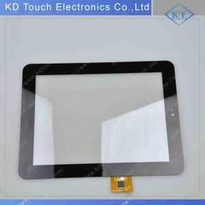 7 Inch Customized Capacitive Touch Panel for GPS Product pictures & photos