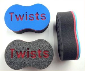 Hair Twist Sponge, Short Hair Curls Sponge pictures & photos