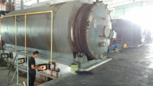 Continuous Waste Tire Plastic Pyrolysis Plant pictures & photos
