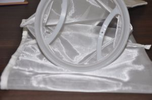 Steel Ring Sewn Liquid Filter Bags pictures & photos