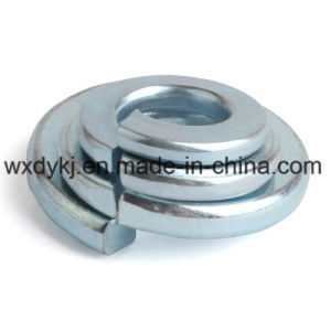 DIN127 Blue White Z/P Steel Spring Washer pictures & photos