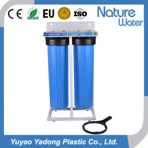 20′′ Big Blue Housing of Double Filtration for Domestic pictures & photos