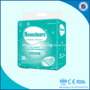 Medical Care Hospital Products Disposable Super Absorption Adult Underpads pictures & photos