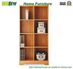 Popular Rectangle 8 Cube Bookcase (WS16-0180)