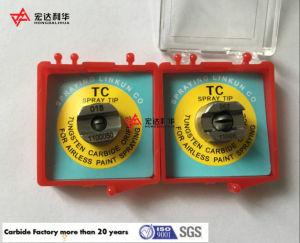 Tungsten Carbide Spray Nozzle Tips pictures & photos