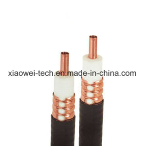"1/2"" Corrugated Leaky Coaxial Cable for Tunnel Communication pictures & photos"