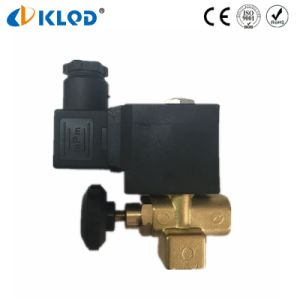 Kltj-08 AC220V Mini Type Adjustable Flow Control Water Solenoid Valve pictures & photos