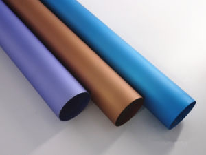Colourful Anodized Extrusion Aluminum Tube/Pipe pictures & photos