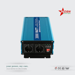 3000W off Grid DC to AC Pure Sine Wave Solar Power Inverter pictures & photos