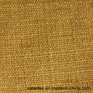 Polyester Plain Dyed Home Textile Upholstery Sofa Fabric pictures & photos