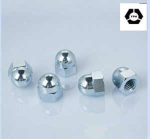 DIN 1587 Stainless Steel Hex Cap Nut pictures & photos