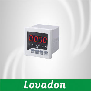 Good Price Dt194I-3X1 Single Phase Digital Current Meter Digital Panel Energy Meter pictures & photos