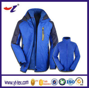 Men Jacket with Windproof and Waterproof and Windproof pictures & photos