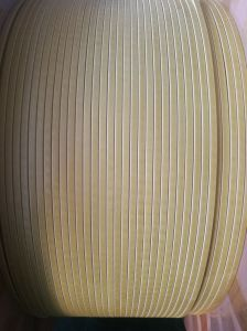 Autohension Fiber-Glass Double Wrapping Polyimide F46 Compound Film Covered Rectangular Copper Wire. pictures & photos