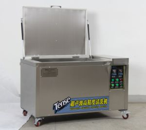 Tense Engine Ultrasonic Cleaner for Oil, Rust, Dust Removing pictures & photos