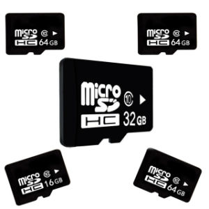 OEM Full Capacity Micro SD Card/TF Chinese Factory pictures & photos
