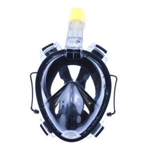 Wholesale Full Face Mask Diving Snorkel Set pictures & photos