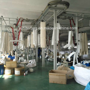 PPS Filter Bag for Air Filter/PPS Filter Bag Production Line pictures & photos