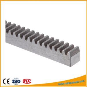M1-M10 OEM Plastic Gear Rack and Pinion, Construction Hoist Rack pictures & photos