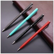 Promote Metal Ball-Point Pen Hotel Advertising Pen Printed Logo