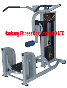 Body Building Eqiupment, Hammer Strength, Leg Curl (PT-517) pictures & photos