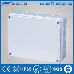 Waterproof Junction Box Electric Box Connection Box Terminal Box IP65 Hc-Bt255*200*80mm pictures & photos