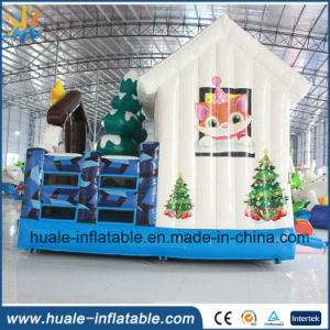 Customized Inflatable Castle, Christmas Inflatable Jumping House pictures & photos