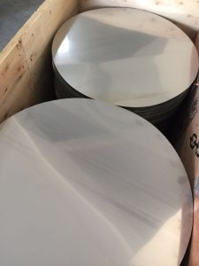 High Quality Cold Rolled 201 Bright Surface Stainless Steel Circle pictures & photos
