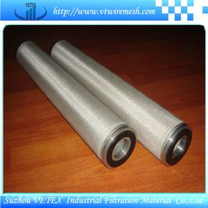 Wear-Resisting Stainless Steel Filter Elements pictures & photos